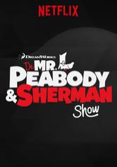De Mr. Peabody & Sherman Show