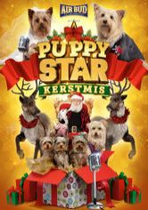 Puppy Star Kerstmis